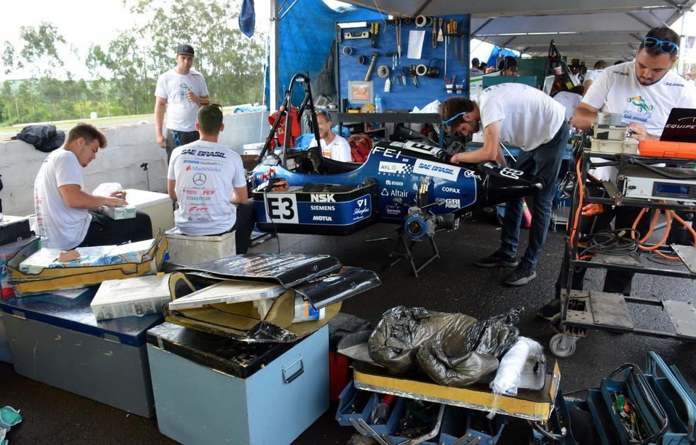 SAE BRASIL lança o primeiro desafio estudantil para desenvolvimento de carros movidos a hidrogênio