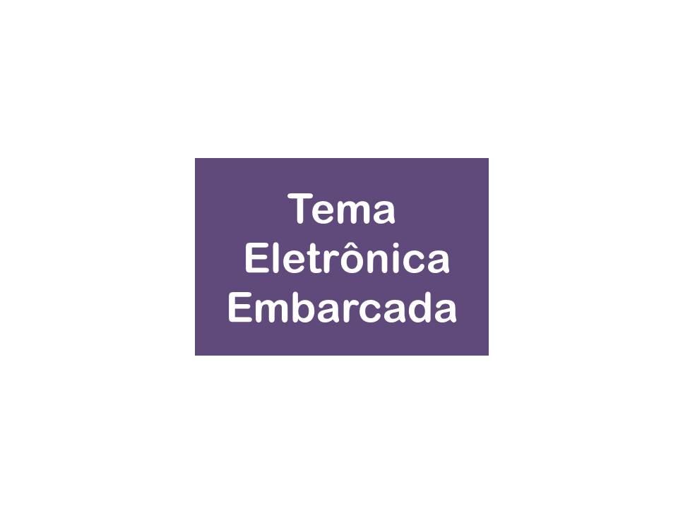 A DISTÂNCIA – Curso Eletrônica embarcada de sistemas automotivos e sistemas eletrônicos veiculares