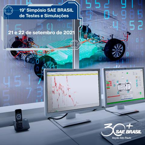 19º Simpósio SAE BRASIL de Testes e Simulações – Seção São Paulo