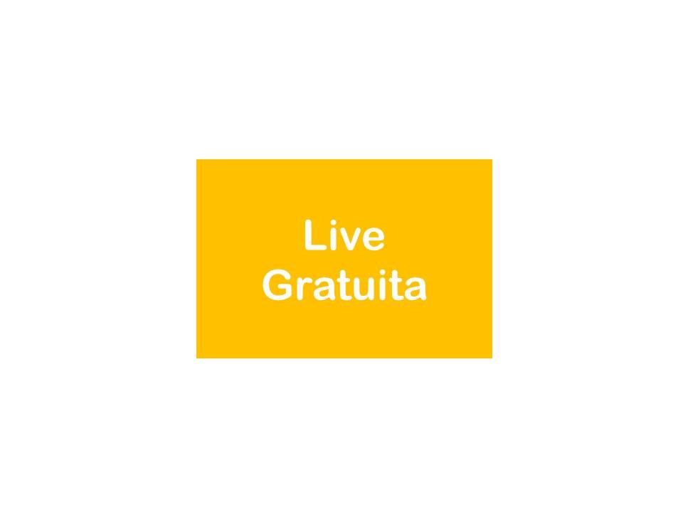 LIVE GRATUITA: Calibração de Motores