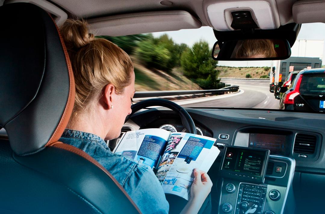 Carros semiautônomos são uma realidade cada vez mais próxima do consumidor