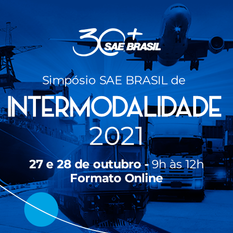 Simpósio SAE BRASIL de Intermodalidade 2021