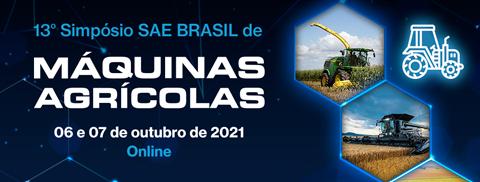 13º Simpósio SAE BRASIL de Máquinas Agrícolas debate tecnologias emergentes e biocombustíveis